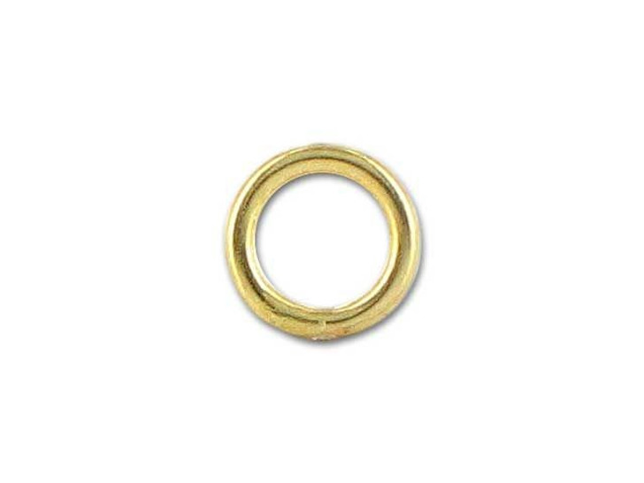 Gold-Filled 14K/20 Closed Jump Ring (0.89x5mm)