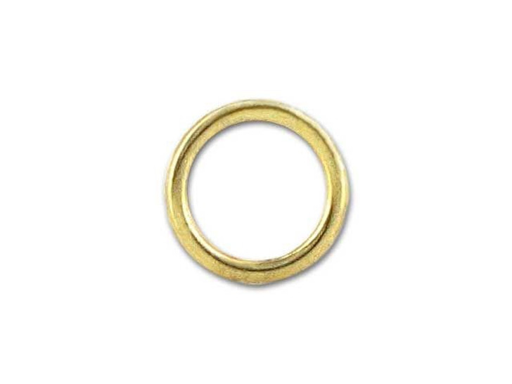 Gold-Filled 14K/20 Closed Jump Ring (0.89x6mm)