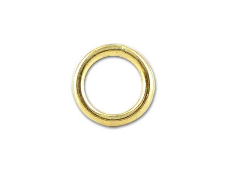 Gold-Filled 14K/20 Closed Jump Ring (1x6mm)