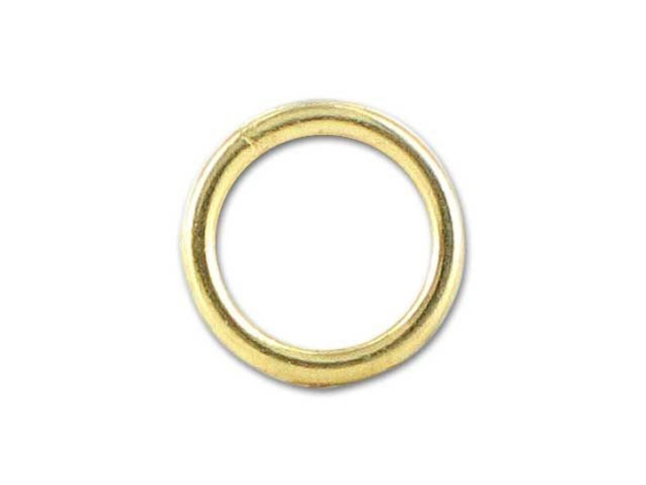 Gold-Filled 14K/20 Closed Jump Ring (1x7mm)