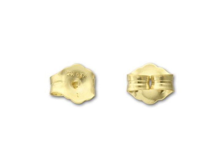 Gold-Filled 14K/20 Earring Back - Heavy
