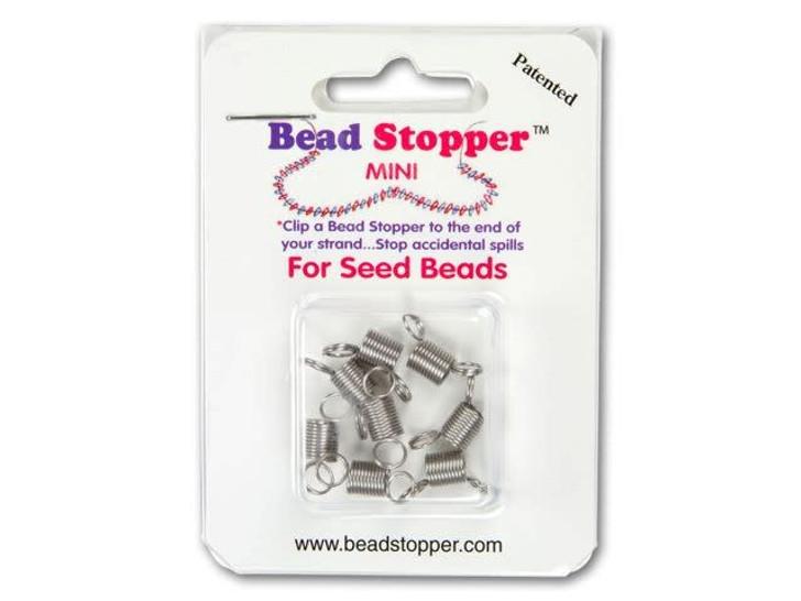 Mini Bead Stopper 8pc Pack