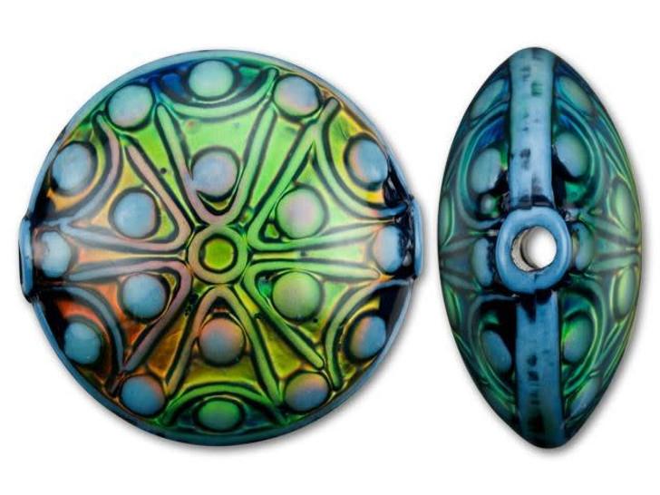 Mirage Mood Stargazer Puffy Coin Bead