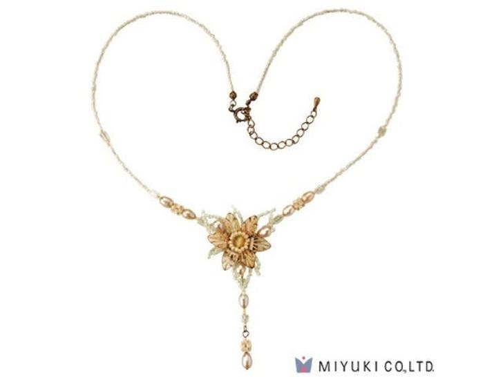 Miyuki Fairy Necklace Kit