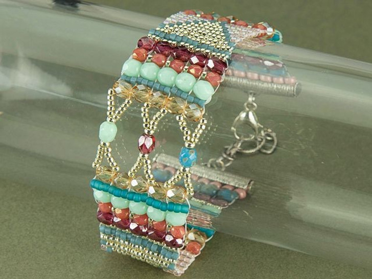 Ocean Mountain Paths Bracelet Kit