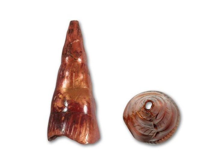 Patricia Healey Copper Segmented Cone