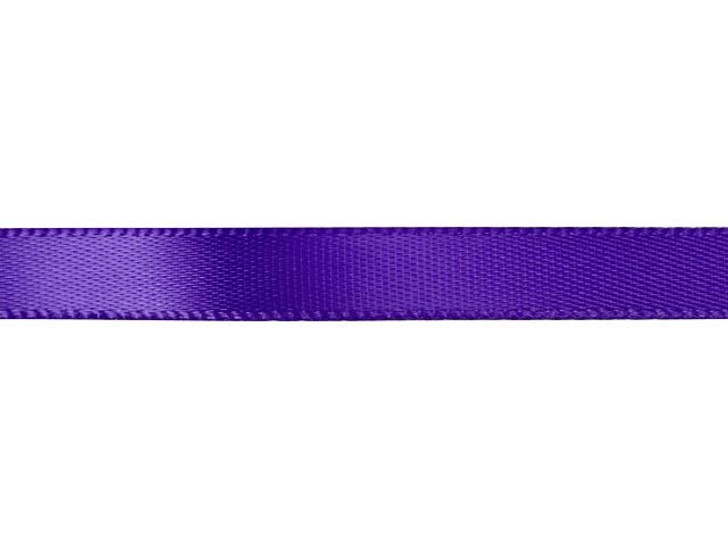 Purple Haze 1/4 Inch Satin Ribbon By the Foot