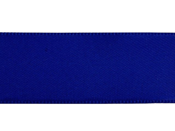 Royal Blue 7/8 Inch Satin Ribbon By the Foot