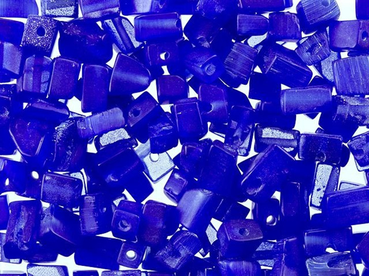 Sapphire Loose Gemstone Chip Beads 100g Bag