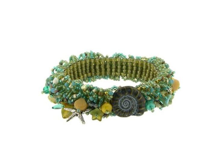 Seashore Caterpillar Bracelet Kit