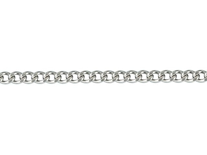 Stainless Steel Small Curb Chain