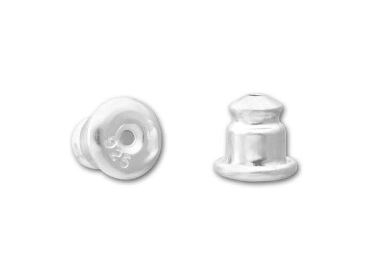 Sterling Earring Clutch