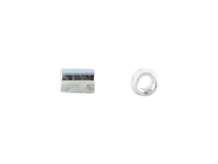 Sterling Silver 3 x 2mm Crimp Tube - HEAVY