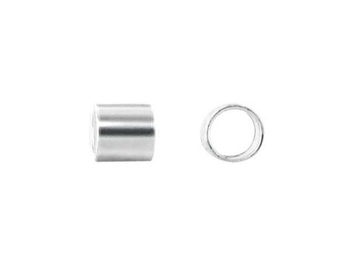 Sterling Silver 3 x 3mm Crimp Tube