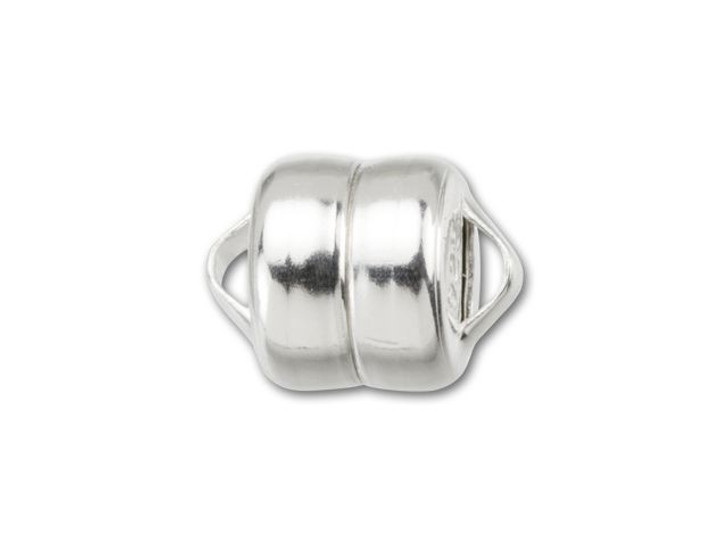 Sterling Silver 5mm Magnetic Clasp