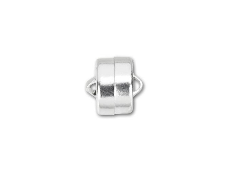 Sterling Silver 7mm Magnetic Clasp
