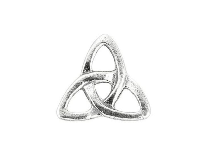 Sterling Silver Large Celtic Knot Link
