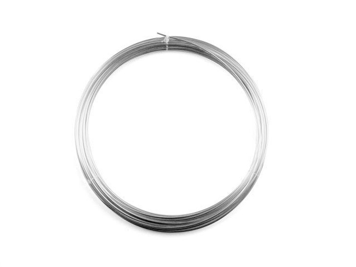 Sterling Silver Wire Round 20 Gauge DEAD SOFT - Approx. 1 troy oz (19ft)
