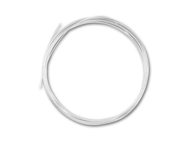 Sterling Silver Wire Round 20 Gauge DEAD SOFT - Approx. 1/2 troy oz (9.5ft)
