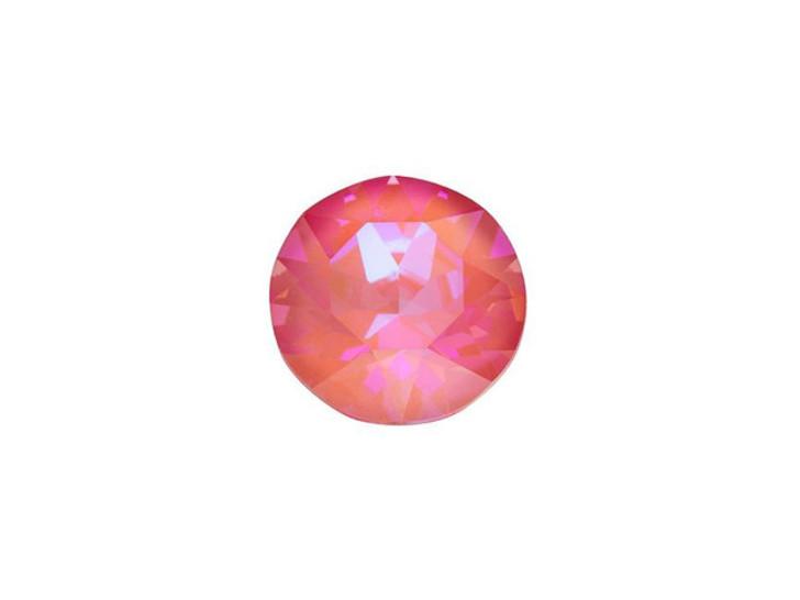 Swarovski 1088 SS29 Chaton Lotus Pink LacquerPRO DeLite