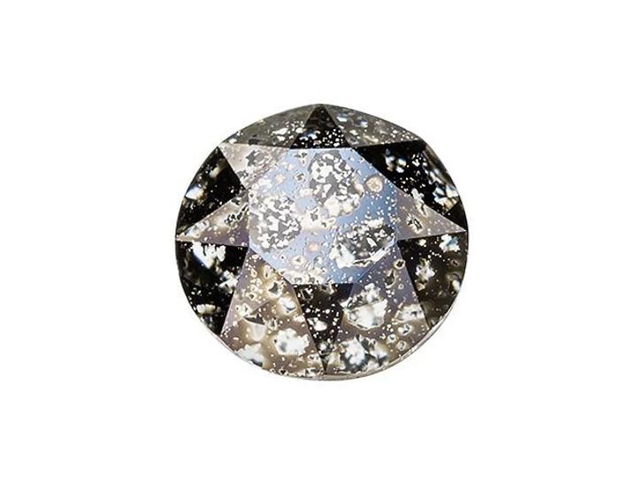 Swarovski 1088 SS29 XIRIUS Chaton Crystal Black Patina (6.1mm)