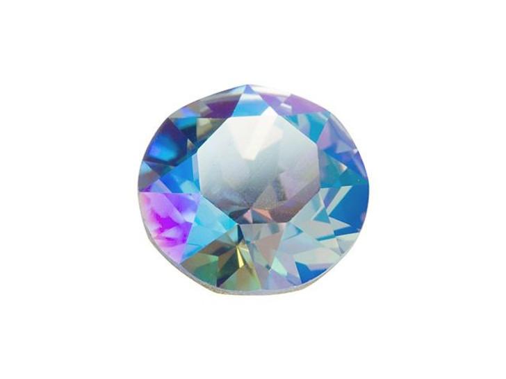 Swarovski 1088 SS29 Xirius Chaton Light Sapphire Shimmer