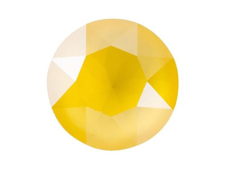 Swarovski 1088 SS39 Xirius Chaton Crystal Buttercup Shiny LacquerPRO