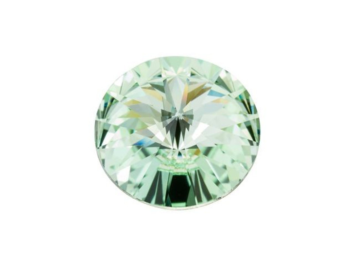 Swarovski 1122 12mm Rivoli Chrysolite