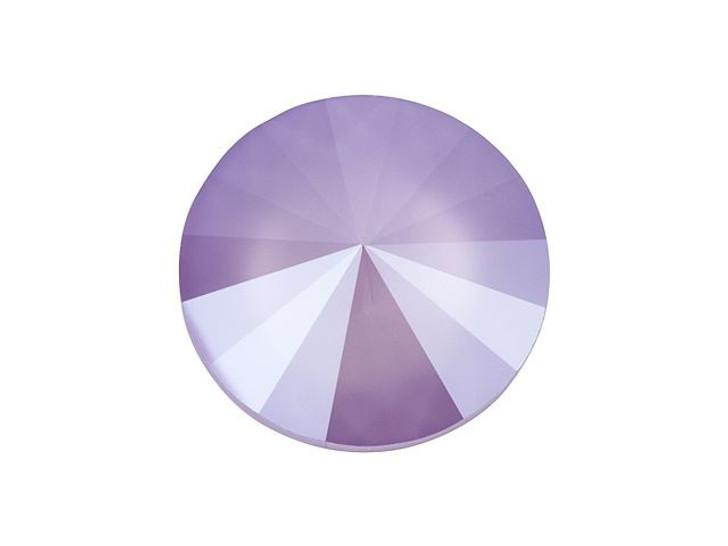 Swarovski 1122 12mm Rivoli Crystal Lilac Shiny LacquerPRO