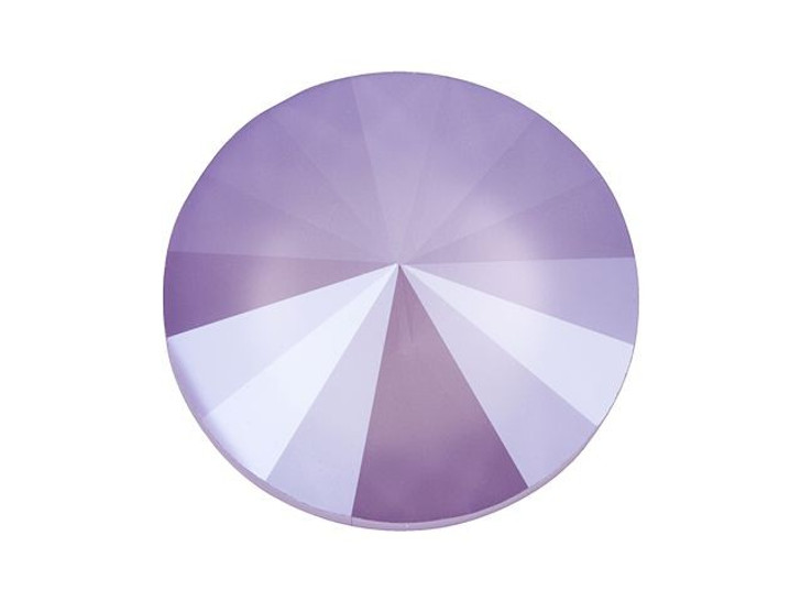 Swarovski 1122 14mm Rivoli Crystal Lilac Shiny LacquerPRO
