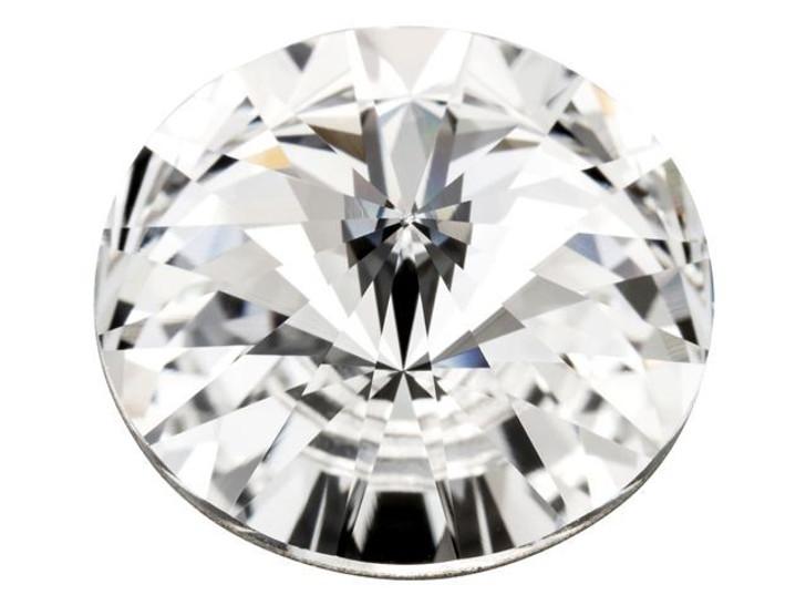 Swarovski 1122 18mm Rivoli Crystal