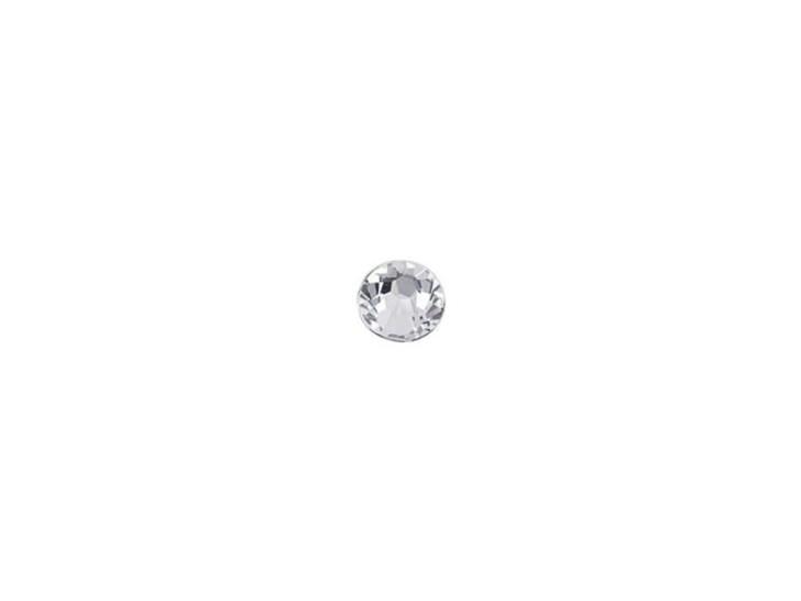 Swarovski 2058 SS10 Xilion Rose Enhanced Flatback Crystal