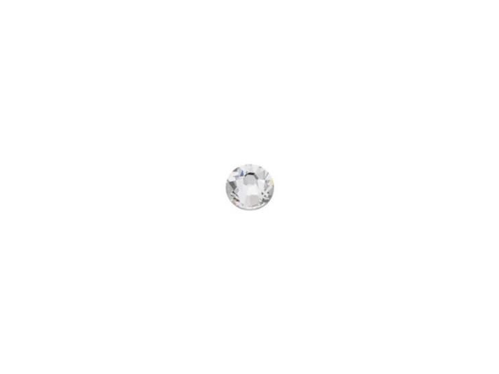 Swarovski 2058 SS9 Xilion Rose Enhanced Flatback Crystal