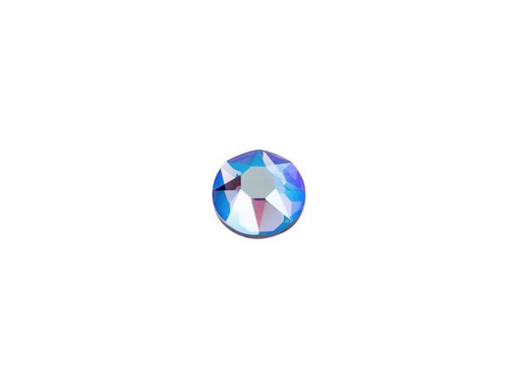 Swarovski 2078 SS16 XIRIUS Hotfix Flatback Tanzanite Shimmer