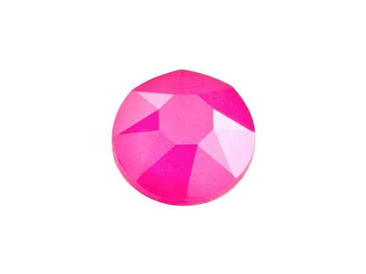 Swarovski 2078 SS34 XIRIUS Hotfix Flatback Crystal Electric Pink LacquerPRO