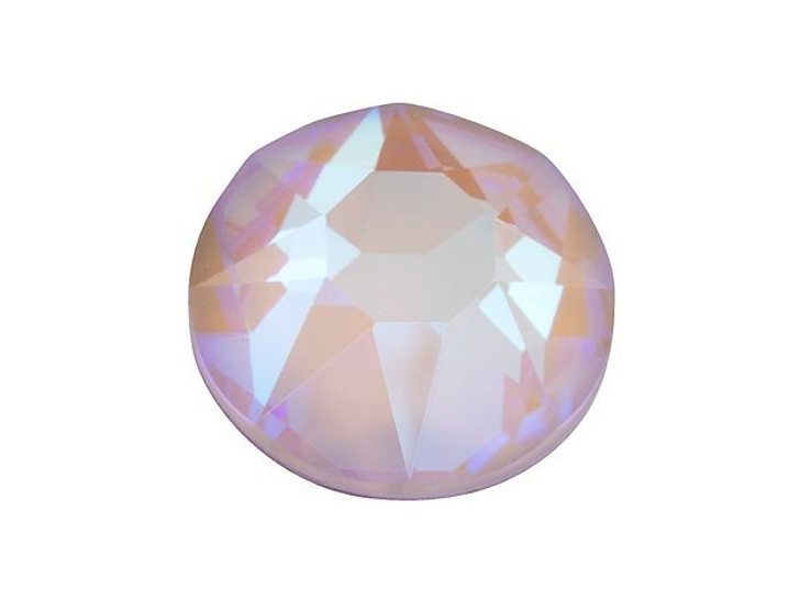Swarovski 2078 SS34 XIRIUS Hotfix Flatback Crystal Lavender DeLite LacquerPRO