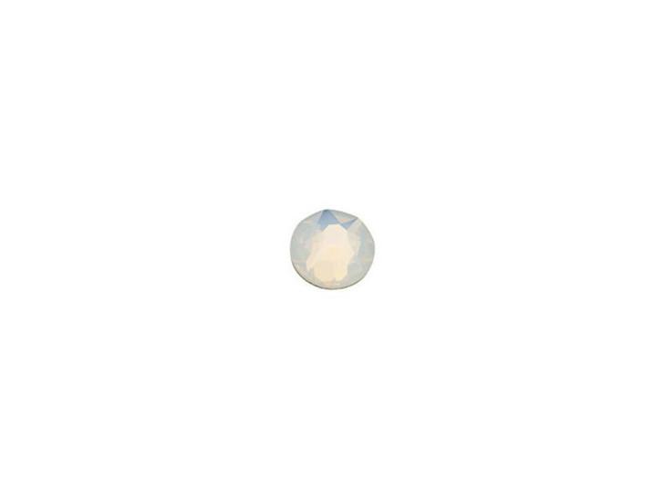 Swarovski 2088 SS12 Xirius Rose Flatback White Opal