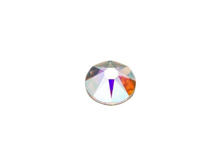 Swarovski 2088 SS14 Xirius Rose Flatback Crystal AB