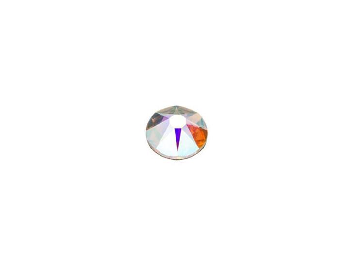 Swarovski 2088 SS16 Xirius Rose Flatback Crystal AB