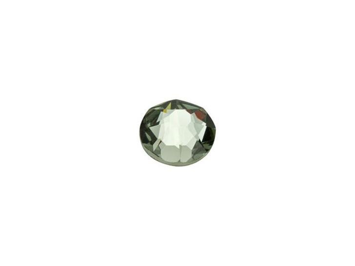 Swarovski 2088 SS20 Xirius Rose Flatback Black Diamond