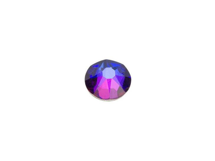 Swarovski 2088 SS20 Xirius Rose Flatback Crystal Meridian Blue