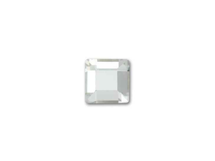 Swarovski 2400 3mm Square Flatback Crystal
