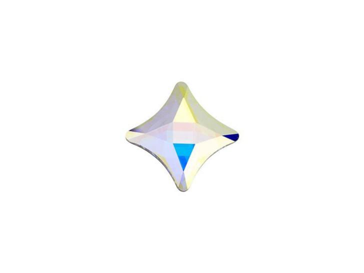 Swarovski 2494 8mm Starlet Flatback Crystal AB