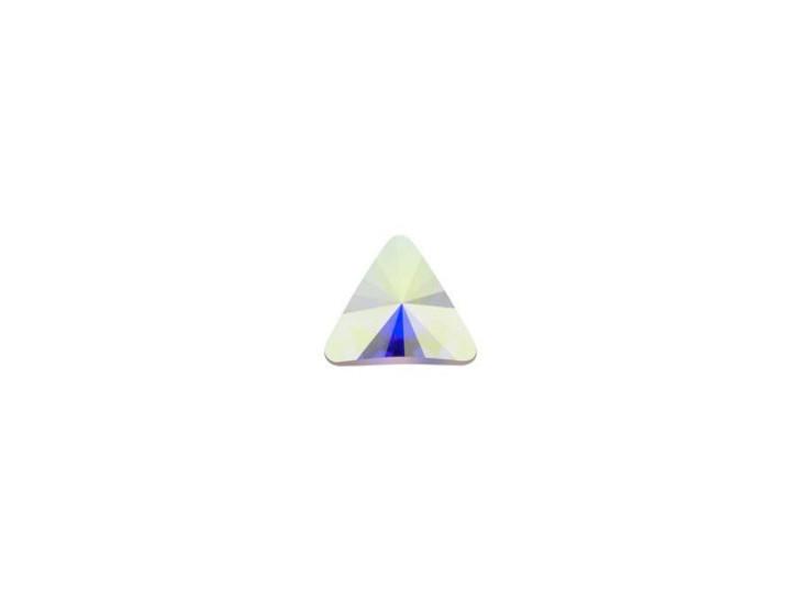 Swarovski 2716 5mm Rivoli Triangle Flatback Crystal AB