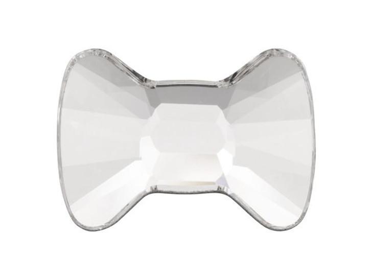 Swarovski 2858 9x6.5mm Bow Tie Flatback Crystal