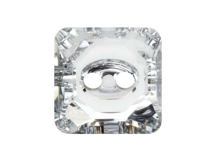 Swarovski 3017 12mm Square Button Crystal