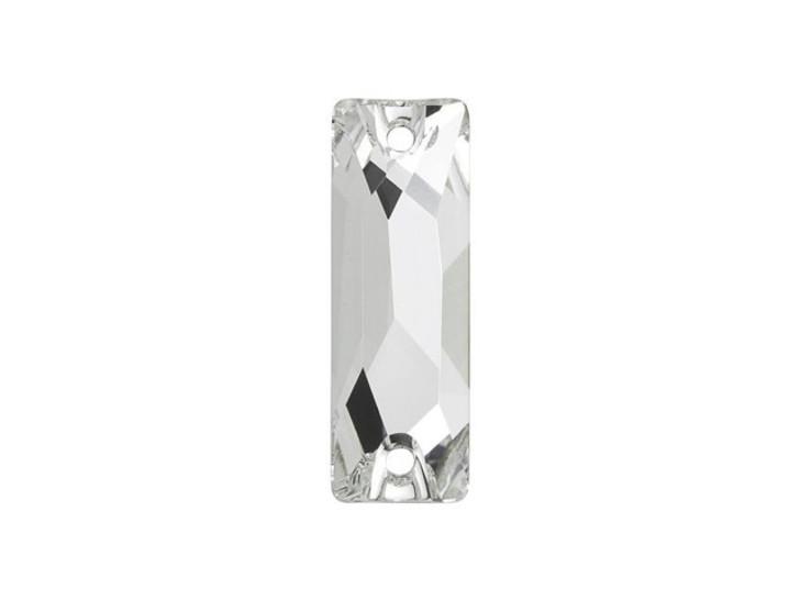 Swarovski 3255 26mm Cosmic Baguette Sew-On Rhinestone Crystal