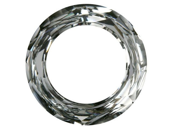 Swarovski 4139 30mm Cosmic Ring Crystal CAL V