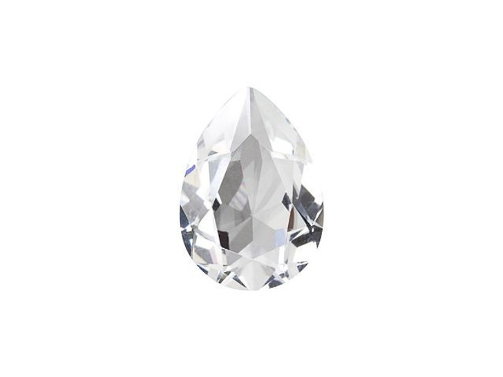 Swarovski 4320 14mm Pear Fancy Stone Crystal