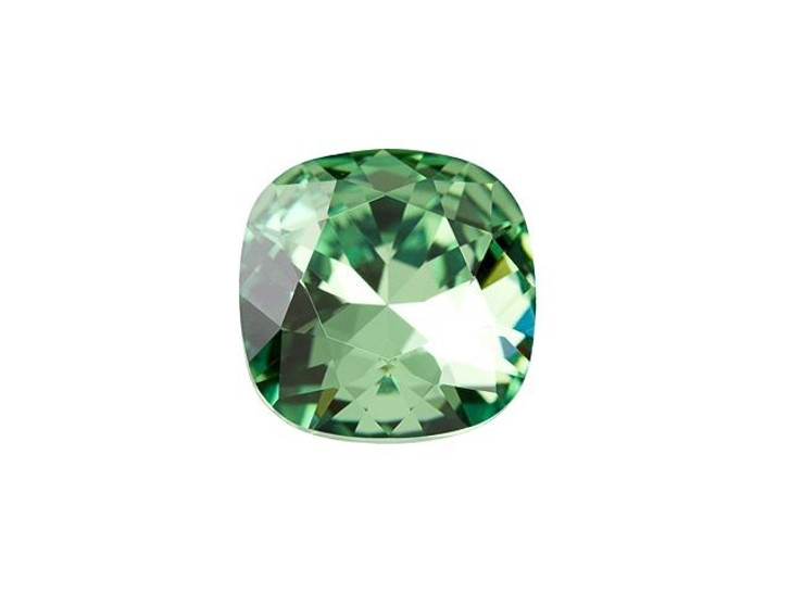 Swarovski 4470 10mm Cushion Fancy Stone Erinite